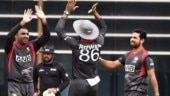 UAE beat USA by 24 runs to win the second T20I and the two-match series in Dubai on Saturday (@EmiratesCricket Photo)