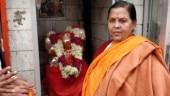 Uma Bharti won't contest Lok Sabha polls, wishes to spend time on Ganga banks