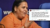 Madam Vadra does not care about poverty: Uma Bharti mocks Priyanka Gandhi