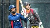 USA's maiden T20I match against UAE washed out by rain in Dubai