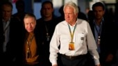 Formula One mourns sudden death of FIA race director Charlie Whiting