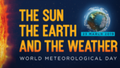 World Meteorological Day, climate change, temperature, weather