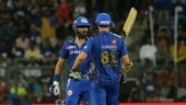 Yuvraj Singh hits 1st IPL fifty since May 2017 on debut for Mumbai Indians