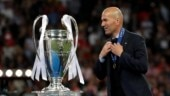 Zinedine Zidane appointed back as Real Madrid coach less than a year after stepping down