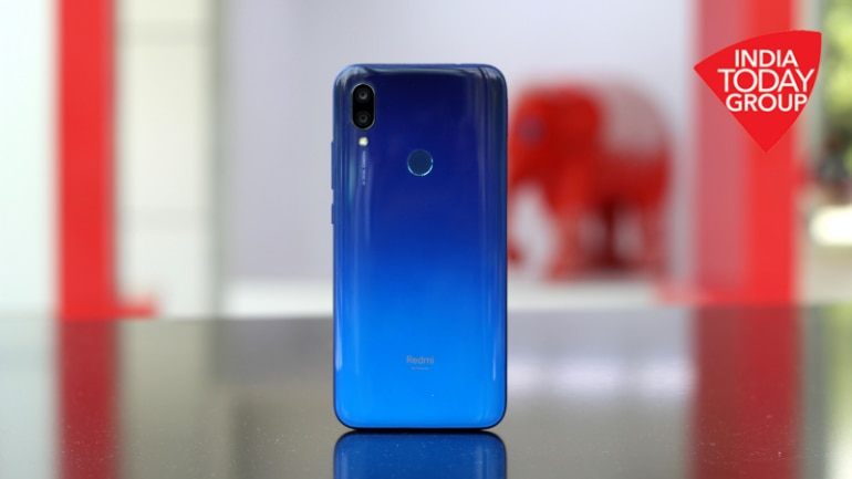 301844dc5 Xiaomi Redmi 7 review  Good looks