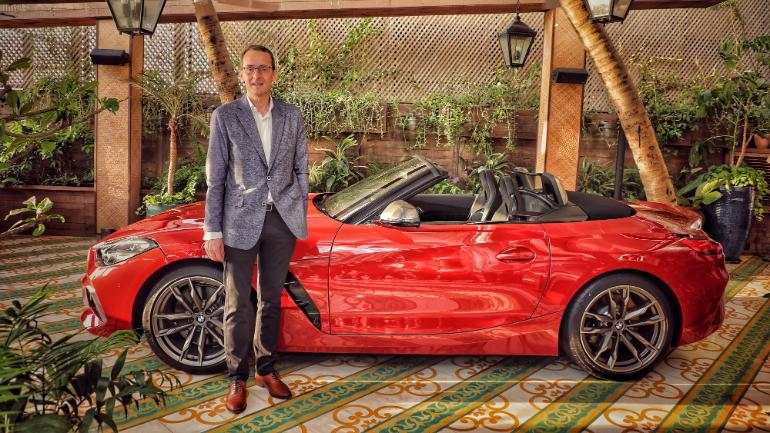 Bmw Z4 Roadster Launched In India Price Starts At Rs 64 90 Lakh