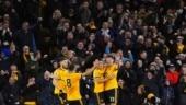 Wolves 2-1 Manchester United: 10-man ManUnitedsuffer top four blow