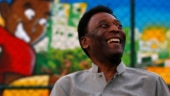 Brazil football legend Pele says he feels 'so much better' after French hospital treatment