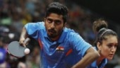 Sharath, Manika crash out, Sathiyan lone survivor at ITTF World Championships