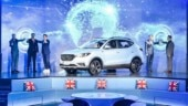 MG eZS electric SUV unveiled, to be launched in India in December 2019