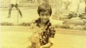 Ajay Devgn holding a leopard cub in old photo proves he was born Singham. Unseen pic