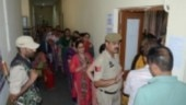 Multi-layered security for phase four polls in Anantnag