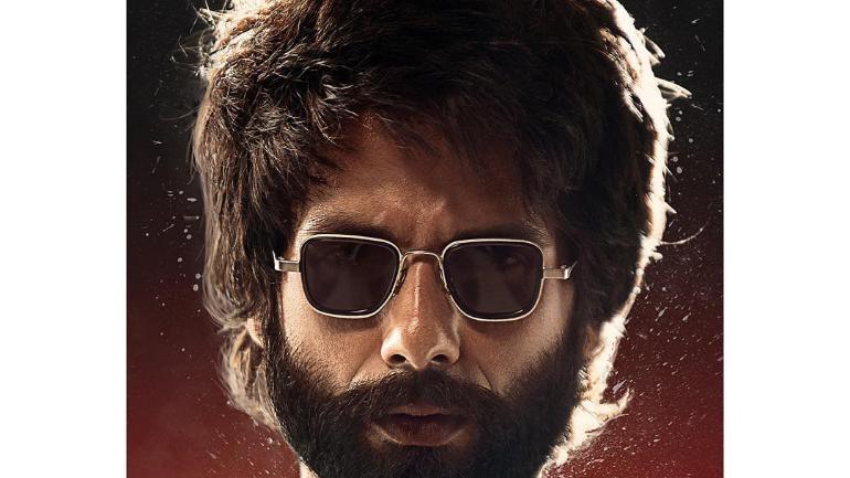 Kabir Singh New Poster Shahid Kapoor S Intense Look Gets A Thumbs