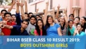 Bihar Board 10th Result 2019 Declared: Boys outshine girls, overall pass percentage 80%