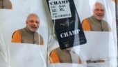 Wear your politics: How Narendra Modi sarees, T-shirts are flavour of this election season