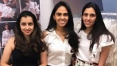 Shloka Mehta Ambani is fresh as a daisy in white top and floral pants on lunch date