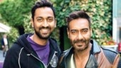Krunal Pandya wishes doppelganger Ajay Devgn on birthday. The actor offers him a film