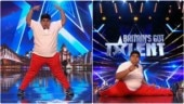 14-year-old Akshat Singh's mind-blowing performance takes Britain's Got Talent by storm