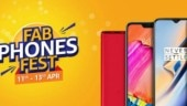 Amazon Fab Phones Fest: OnePlus 6T, Apple iPhone X, Realme U1 to get massive discounts