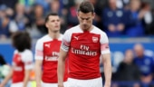 Arsenal's top-four hopes hit after 3-0 defeat to Leicester City