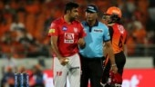 IPL 2019: R Ashwin pulls out of delivery twice. Was he trying to Mankad Saha?