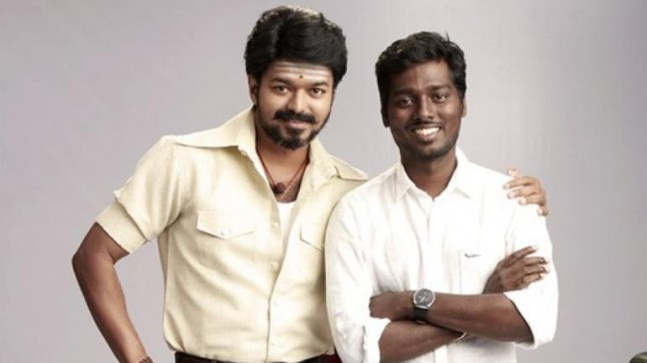Thalapathy 63: Atlee accused of plagiarism by aspiring director Shiva