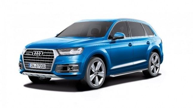 audi q7 and audi a4 lifestyle editions launched in india. Black Bedroom Furniture Sets. Home Design Ideas