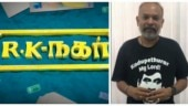 Lok Sabha polls postpone RK Nagar release. Producer Venkat Prabhu asks support for film