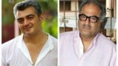 Nerkonda Paarvai: Boney Kapoor bowled over by Ajith's performance, wants Thala to act in Hindi