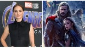 Did Natalie Portman at Avengers Endgame world premiere just reveal a major spoiler?