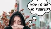 10 ways to politely say 'NO'