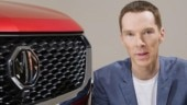 MG Hector new TV commercial featuring Benedict Cumberbatch released