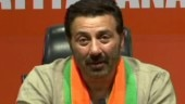 Bobby by side, 'patriot' Sunny Deol files nomination
