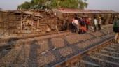 Howrah-New Delhi Poorva Express derails near Kanpur, 3 injured | All developments