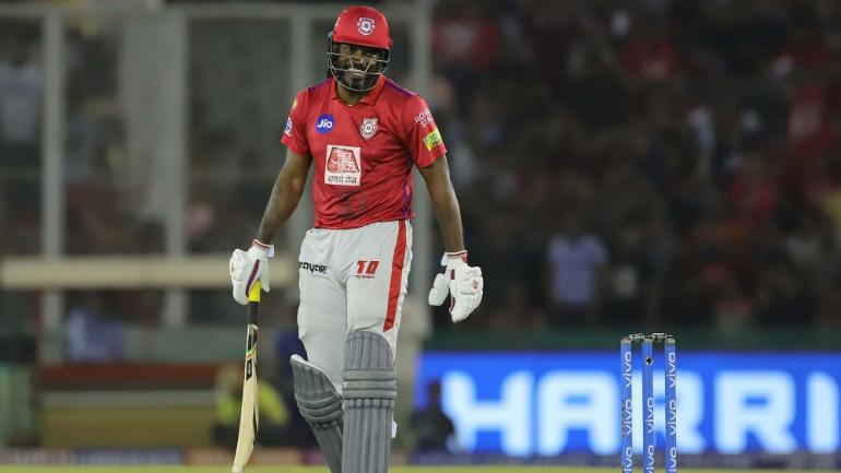 Chris Gayle 2nd player to remain 99 not out in IPL history - Sports News