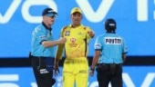 IPL 2019: Angry MS Dhoni storms on to the field after another no-ball controversy