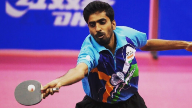 G Sathiyan Becomes First Indian To Break Into Top 25 Of