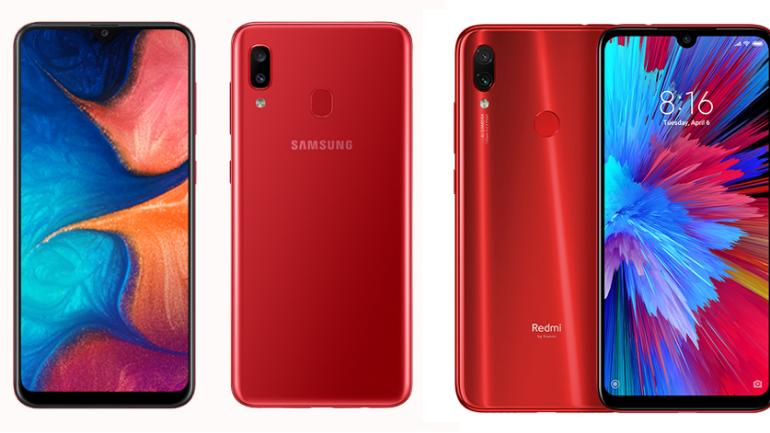Compare The Market Phones >> Redmi Note 7 Vs Galaxy A20 The Best Phone For Rs 12 000