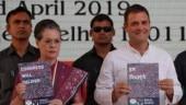 Nibha payenge? 10 key promises in Congress's Lok Sabha election manifesto