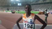 Gomathi gifts India its first gold at Asian Athletics C'ships