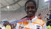 Aim is to qualify for Tokyo Olympics: Asian Athletics C'ships gold medallist Gomathi