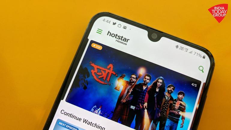 Hotstar 365 VIP plan is cheap and nice but you can't watch