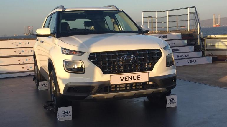 Hyundai Venue Bookings To Start On May 2 Launch On May 21