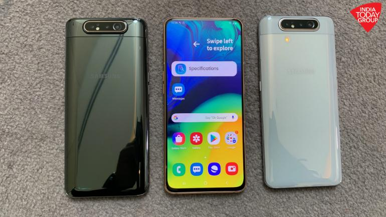 Samsung Galaxy A80 with Snapdragon 730 gets benchmarked