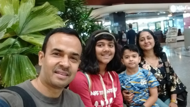 Forced to separate from kids, family recounts harrowing experience with Air Asia staff