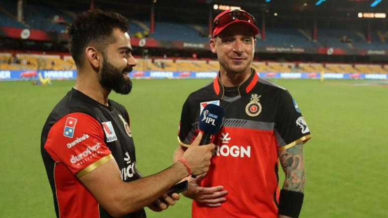 IPL 2019: Virat Kohli, Dale Steyn thrilled to be reunited as RCB win 2 in a row - Sports News