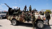 US withdraws forces from Libya amid clashes near Tripoli
