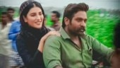 Stills of Vijay Sethupathi and Shruti Haasan from the sets of Laabam leaked. See pics
