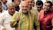 Lok Sabha election: Amit Shah casts vote in Gujarat's Gandhinagar, says every vote can take nation ahead