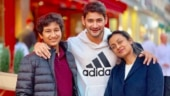 Mahesh Babu with wife Namrata and kids Gautham-Sitara have a blast in Paris. See new pics
